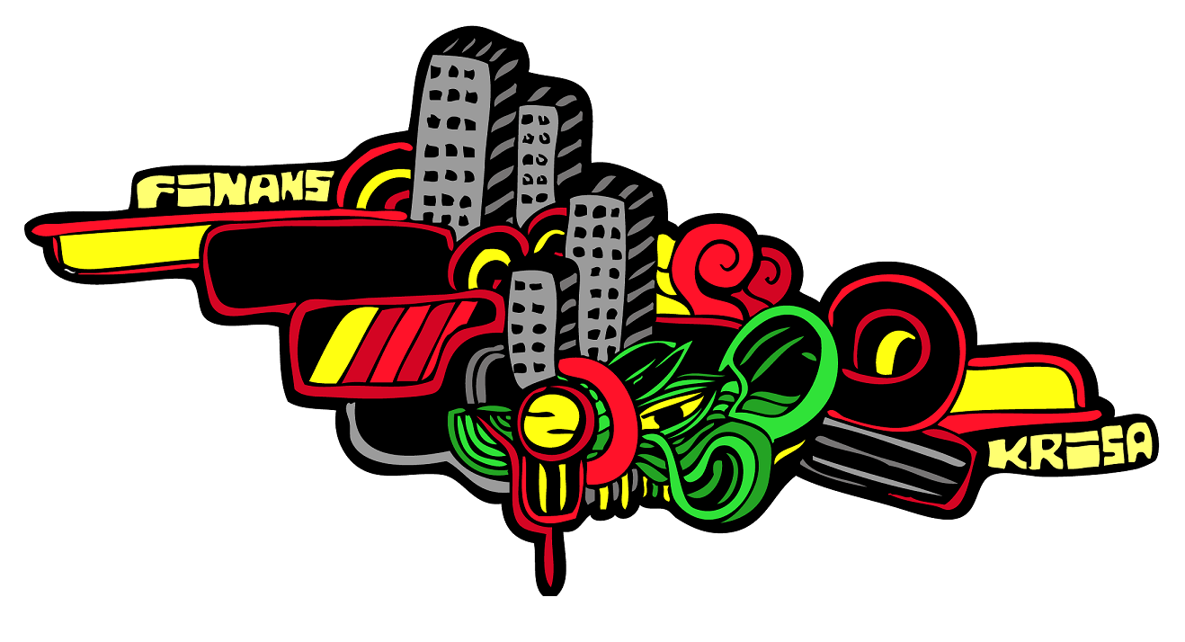 Finanskrisa logo by ESM @ MarsMelons